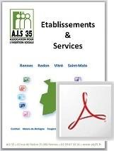 Livret des Etablissements et Services de l'AIS 35